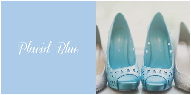 Colores boda primavera verano 2014 Placid blue