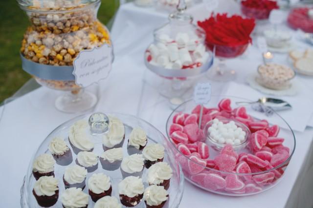 Detalles Candy Bar Cupckes - Boda en Tarragona - Paris Berlin Wedidng Planners