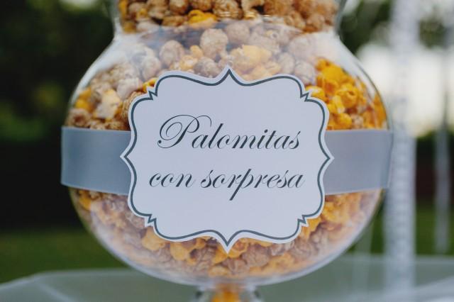 Palomitas de sabores - Boda en Tarragona - Paris Berlin Wedidng Planners