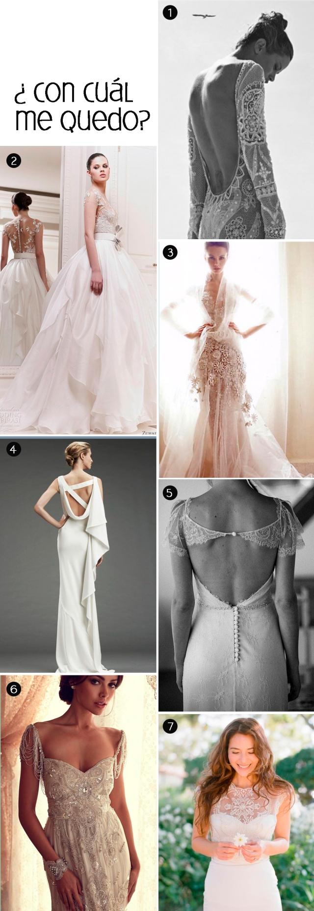 vestidos de novia impresionantes