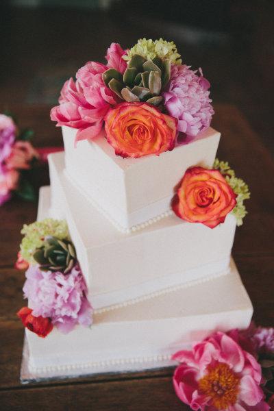 8 Pastel de boda
