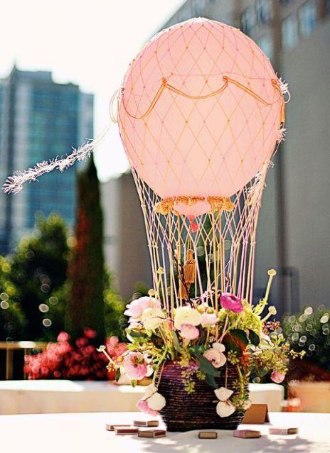 Decoración boda globos aerostatico (5)