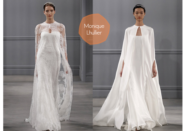 monique lhullier wedding gowns vestidos de novia 2014