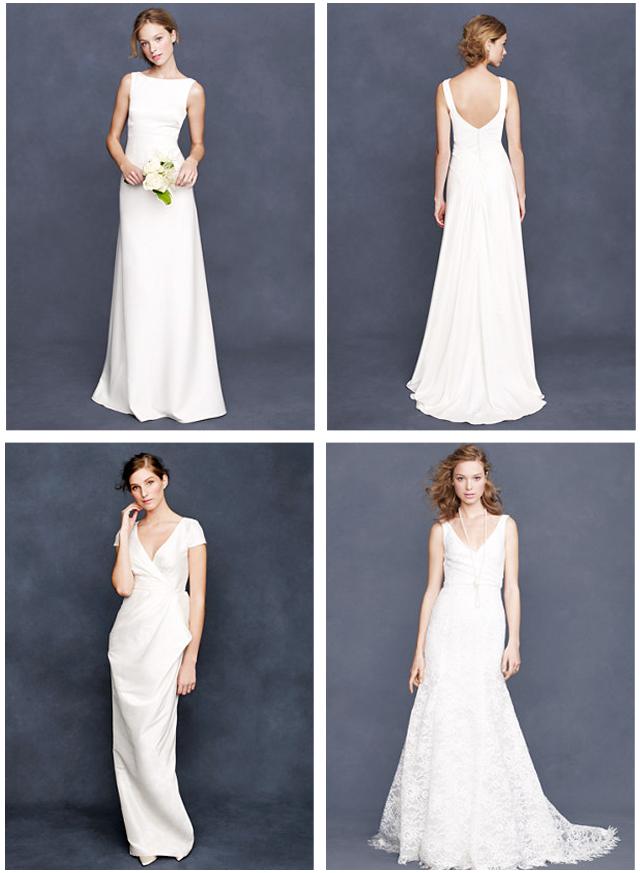 vestidos de novia asequibles jcrew 2