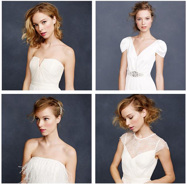 vestidos de novia asequibles jcrew 3