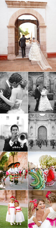 Colorida boda mexicana rosa (5)