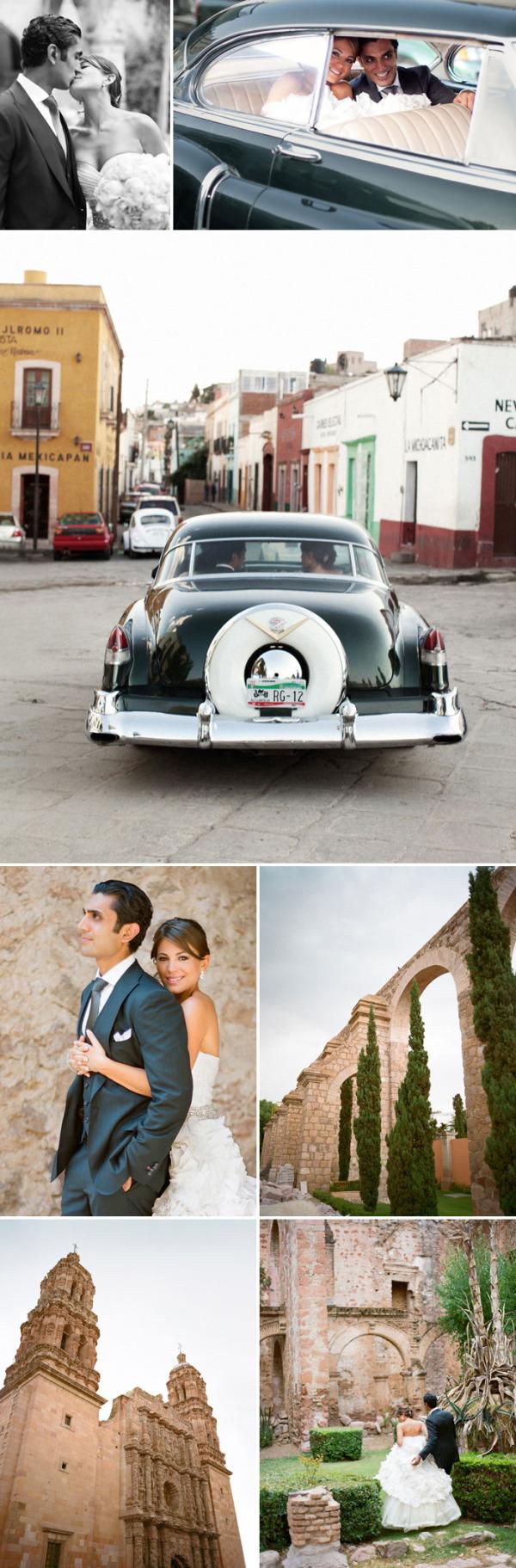 Colorida boda mexicana rosa (8)