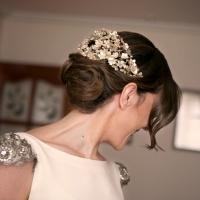 Elegancia y buen gusto en una novia del siglo XXI