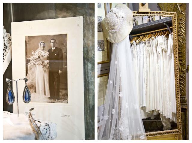 vestidos de novia vintage reales l'arca (11)