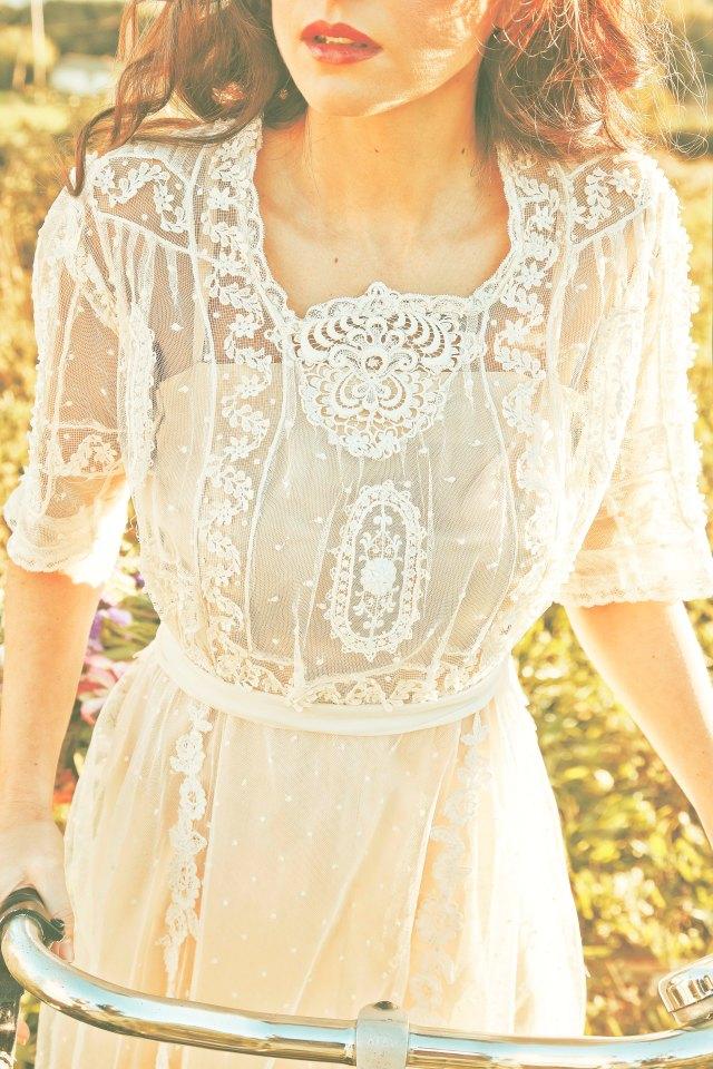vestidos de novia vintage reales l'arca (2)