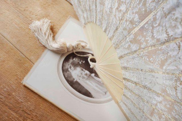 vestidos de novia vintage reales l'arca (5)
