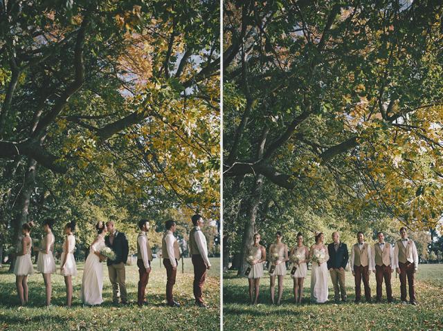 12 fotos boda novios