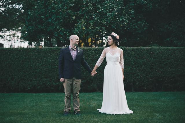 13 fotos novios boda