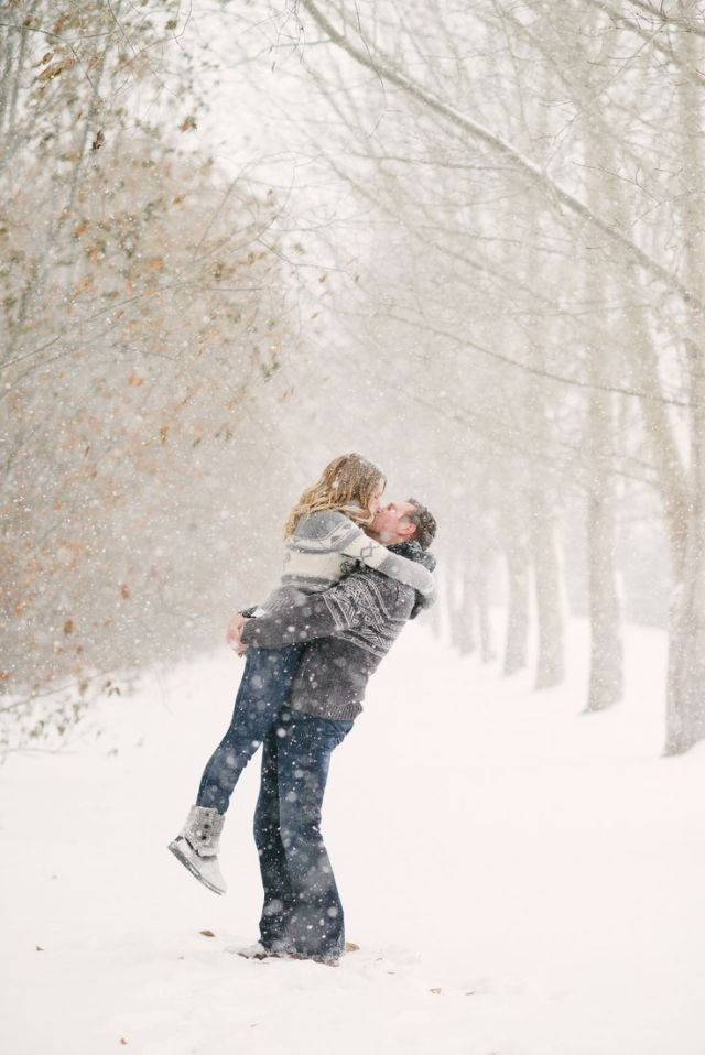 Sesión preboda en la nieve boda (8)