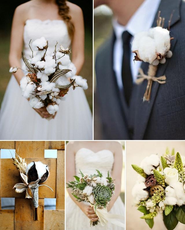 flores para tu boda flor de aglodon invierno rustico (2)