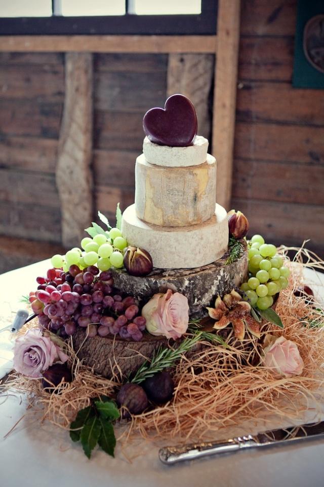 alternativa pastel boda diferente torre de quesos (3)