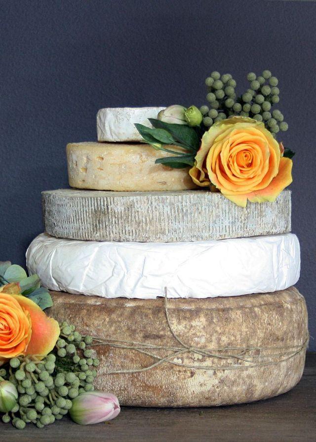 alternativa pastel boda diferente torre de quesos (5)