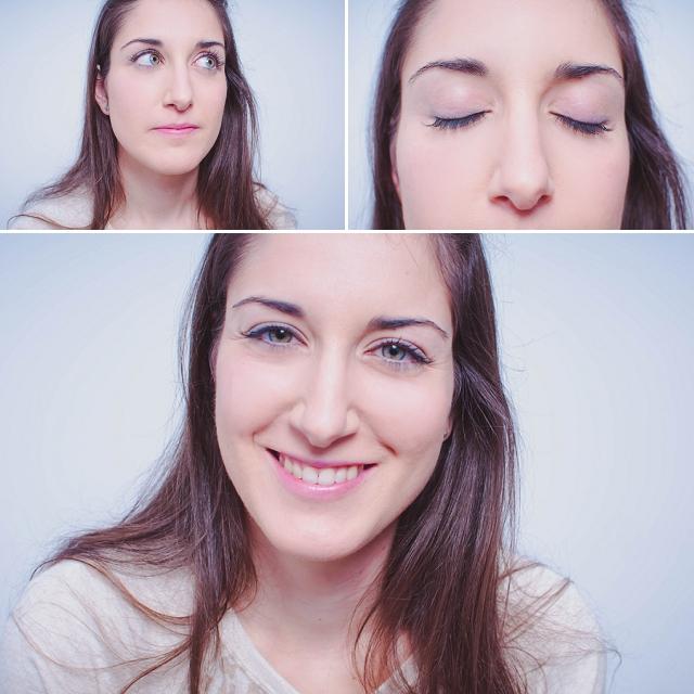 maquillaje novia pestañas postizas grupos