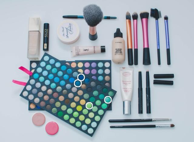 tutorial maquillaje invitada boda primavera verano 2014