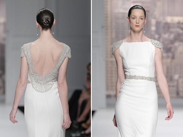 desfile rosa clara coleccion 2015 vestidos de novia  (2)