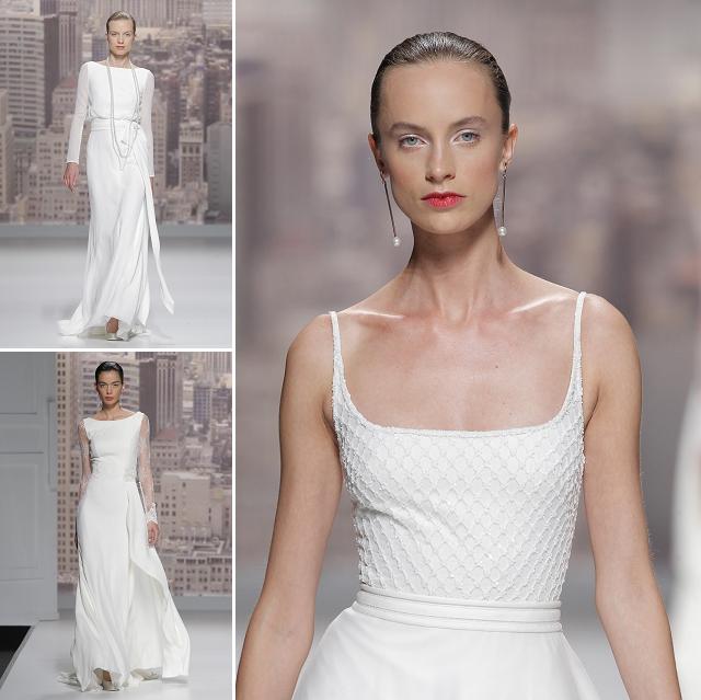 desfile rosa clara coleccion 2015 vestidos de novia  (3)