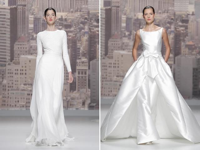 desfile rosa clara coleccion 2015 vestidos de novia  (4)
