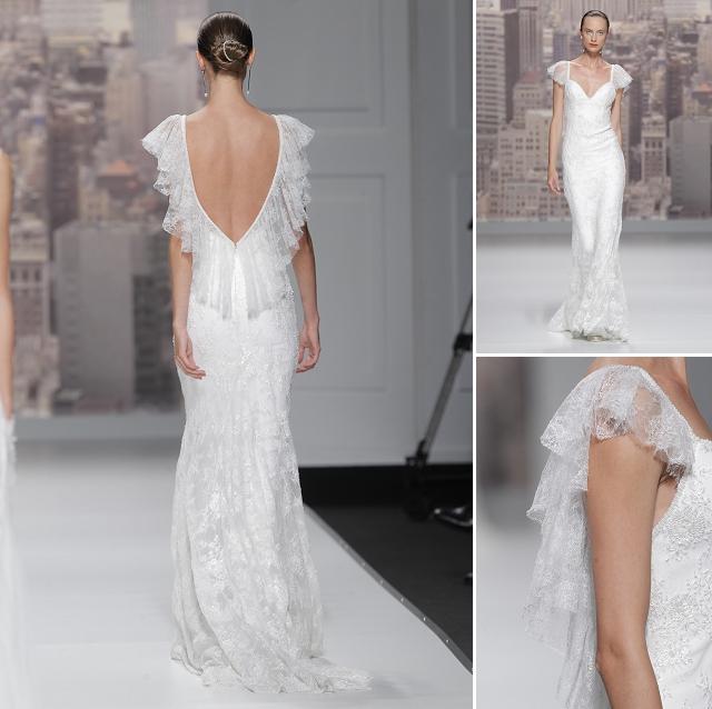 desfile rosa clara coleccion 2015 vestidos de novia  (8)