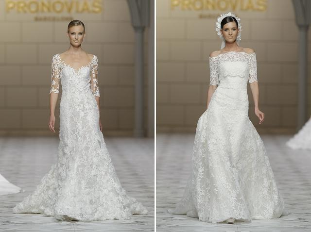 vestidos de novia pronovias colección 2015 (10)