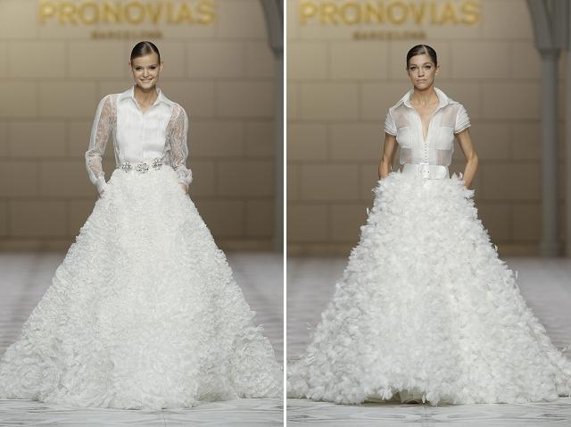 vestidos de novia pronovias colección 2015 (12)