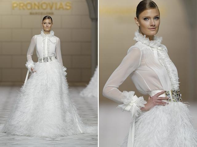 vestidos de novia pronovias colección 2015 (13)