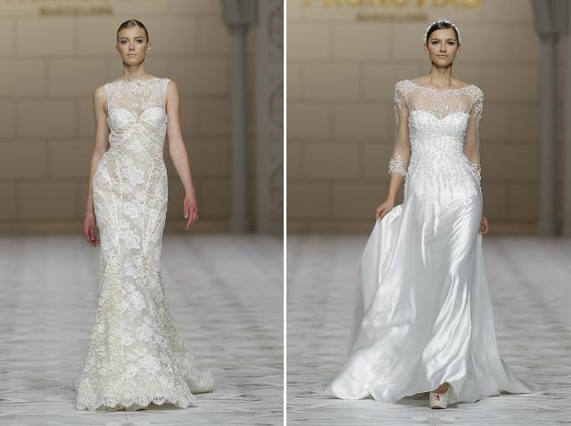 vestidos de novia pronovias colección 2015 (5)