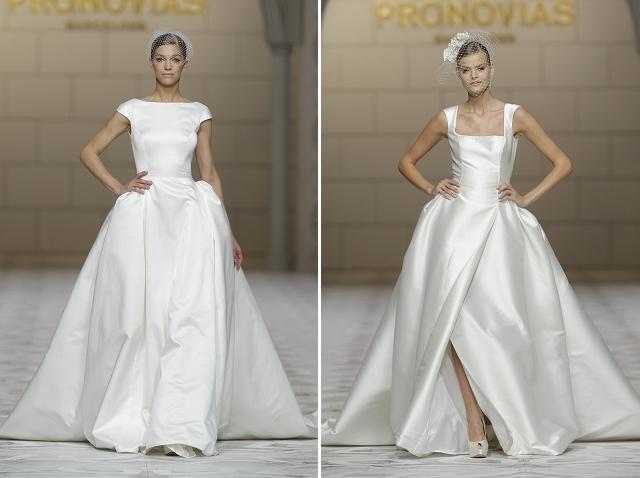 vestidos de novia pronovias colección 2015 (8)