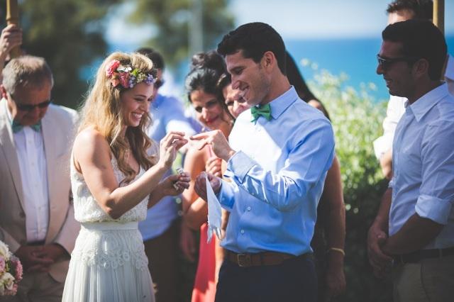 boda costa mar playa novia corona novio pajarita (6)