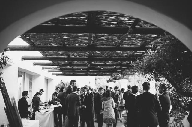 boda ibiza vistas al mar aire libre hostal na xamena (21)
