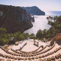 Una bonita boda en Ibiza