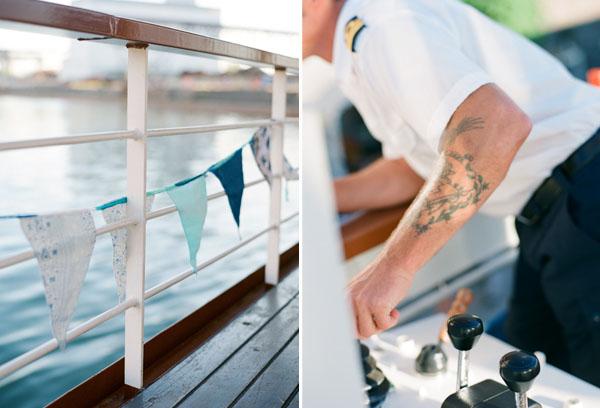 fotos boda analogicas boda azul y blanco novia vestido corto (20)
