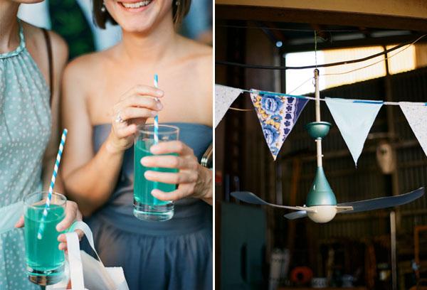 fotos boda analogicas boda azul y blanco novia vestido corto (27)