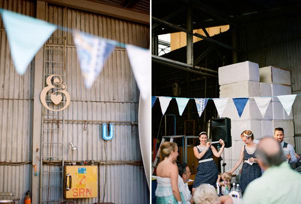 fotos boda analogicas boda azul y blanco novia vestido corto (33)