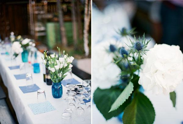 fotos boda analogicas boda azul y blanco novia vestido corto (34)