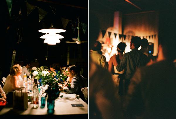 fotos boda analogicas boda azul y blanco novia vestido corto (35)