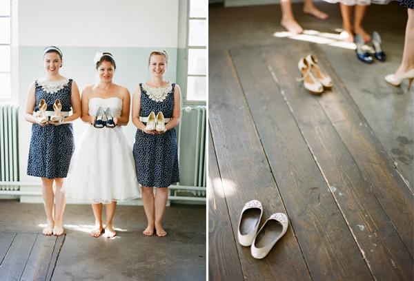 fotos boda analogicas boda azul y blanco novia vestido corto (5)