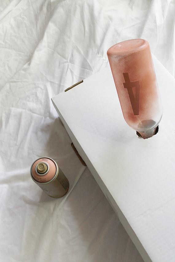 tutorial boda numeros mesa botellas diy (2)