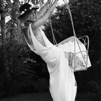 Los preciosos vestidos de novia de Rime Arodaky