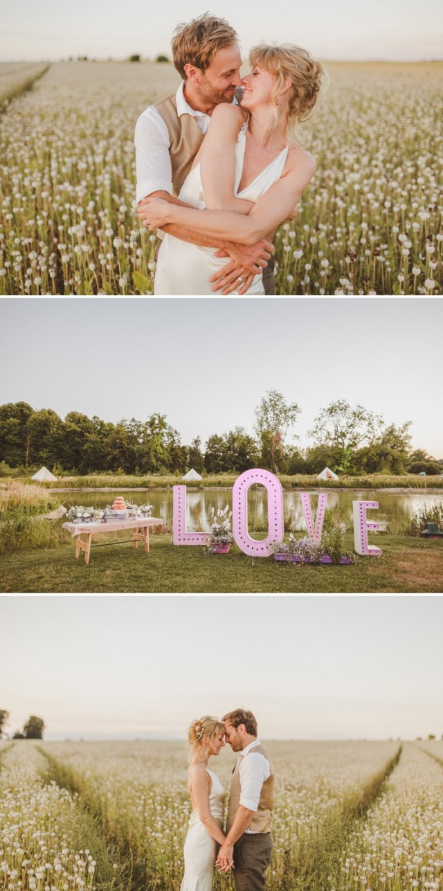 An-Epic-DIY-Bohemian-Wedding-At-Ratfyn-Farm-With-A-Jenny-Packham-Dress-And-A-Humanist-Ceremony-And-A-Peach-Colour-Scheme-Photographed-By-Ed-Peers._0010