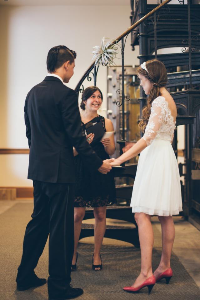 boda intima ciudad urbanita novia de corto (11)