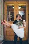 boda intima ciudad urbanita novia de corto (16)