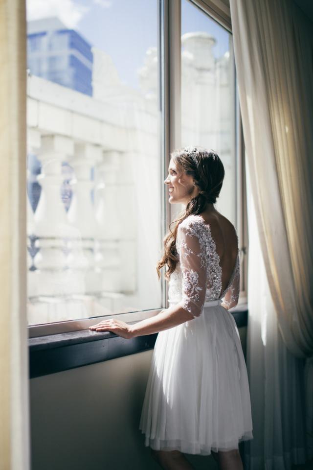 boda intima ciudad urbanita novia de corto (7)
