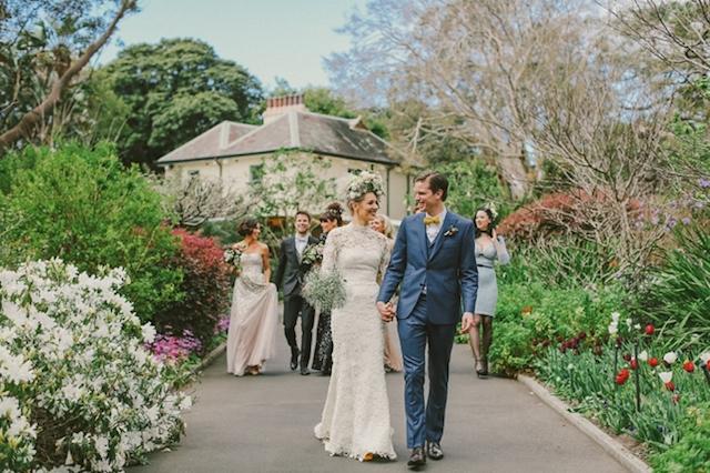 boda novia corona flores maxi australia vestidoajustado sirena encaje (34)