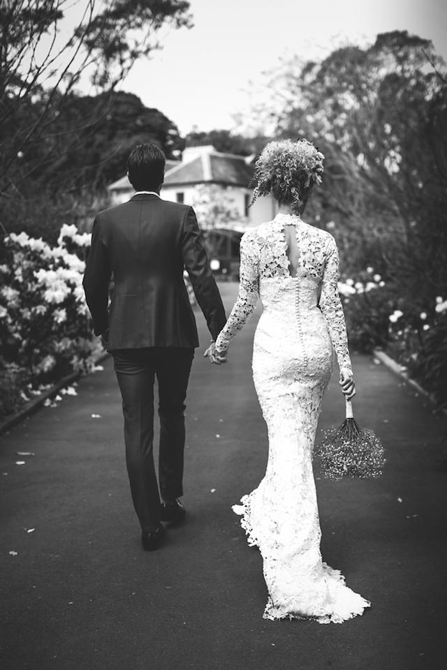 boda novia corona flores maxi australia vestidoajustado sirena encaje (39)